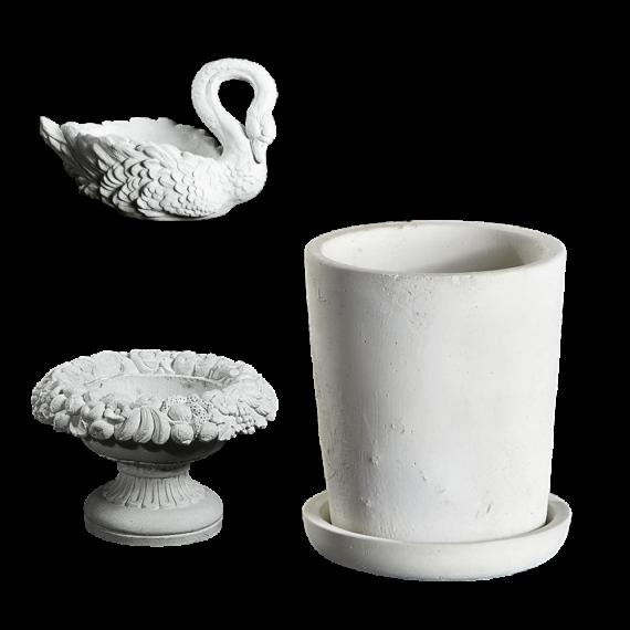 Marmor Blomservaser