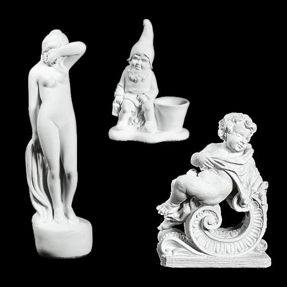 Marmor Figurer