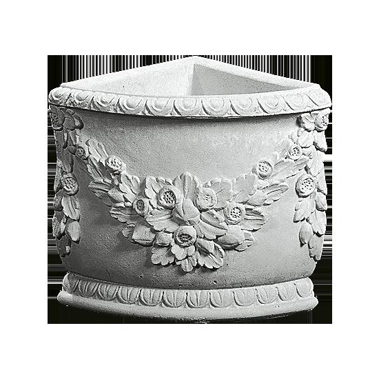 Hjørne vase bl726