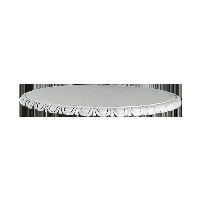 Løs rund bordplade mø883