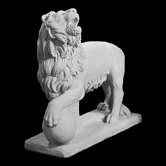 Løve lø966