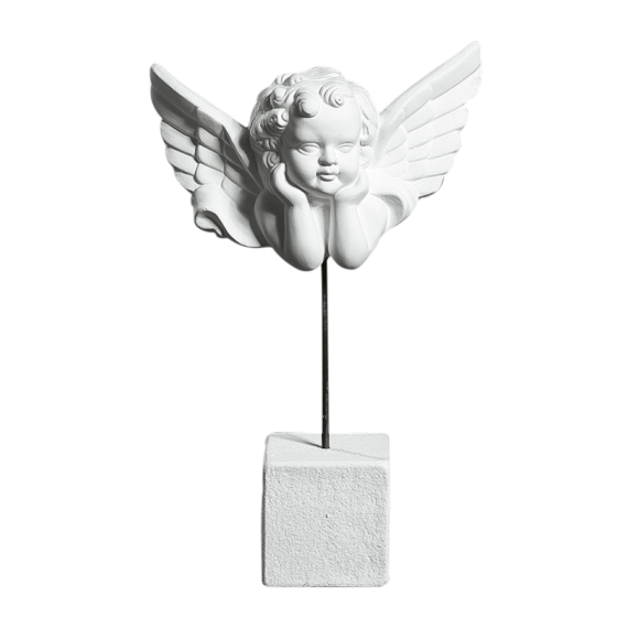 Engel på fod fi2796